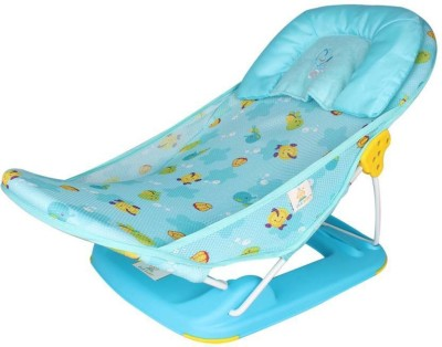 Kiddozone Baby Bather Baby Bath Seat(Blue) at flipkart