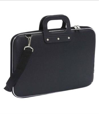Trouper 15 inch Laptop Messenger Bag Black Trouper Laptop Bags
