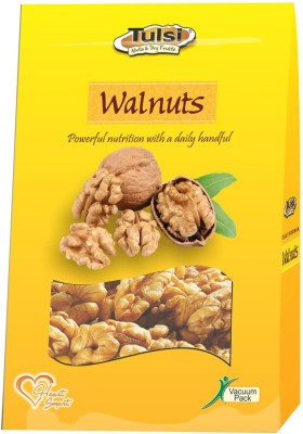 Tulsi Kashmiri (Good Quality) Vaccum Pack Walnuts(200 g, Box)