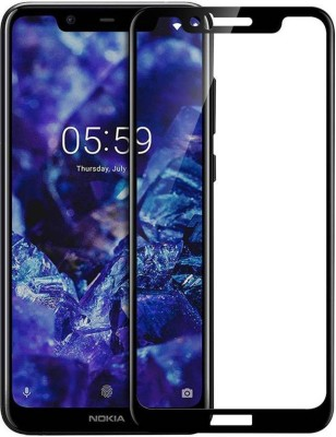 CEDO XPRO Edge To Edge Tempered Glass for Nokia 5.1 Plus(Pack of 1)