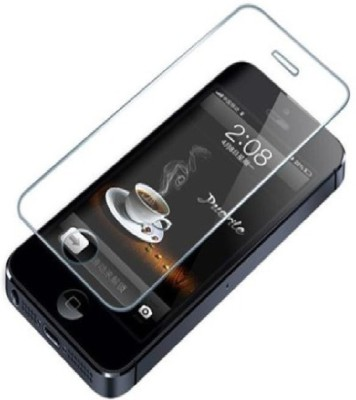 Loopee Tempered Glass Guard for Apple iPhone 4s(Pack of 1)