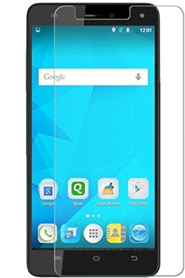 Loopee Tempered Glass Guard for Micromax pace 4g Q416(Pack of 1)