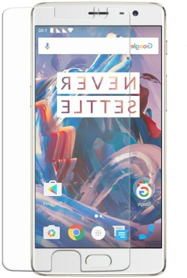 CASETREE Tempered Glass Guard for Micromax Juice 3 Plus Q394(Pack of 1)