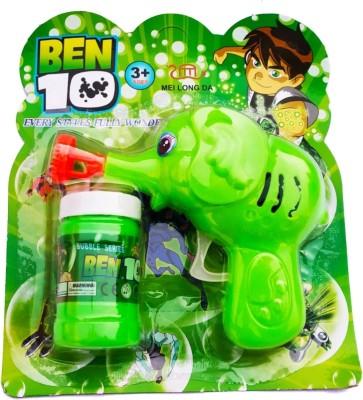 Ben 10 bubble maker488 Toy Bubble Maker