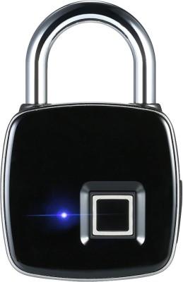 eDUST High Quality Stainless Steel Waterproof Rechargeable Fingerprint Smart Door Lock