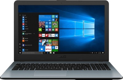 Image of Asus 15.6 inch Core i3 7th Gen Laptop which is one of the best laptops under 30000