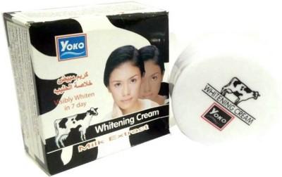 Yoko Whitening Cream With Milk Extract(4 g) at flipkart