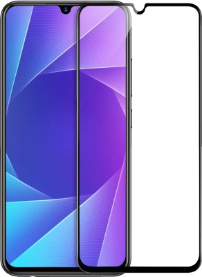Knotyy Edge To Edge Tempered Glass for Vivo Y95, Vivo Y93, Vivo Y91, Realme 3, Realme 3i, Oppo A12, Oppo A11K, Oppo A5s(Pack of 1)