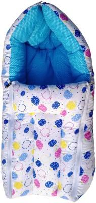 Gaurav International Dubble Apple Blue (NG-DUB-APPL-BLU) Baby Sleeping Bag by Nagar International Sleeping Bag(Blue)