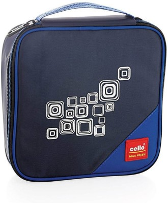Cello regent3blue 3 Containers Lunch Box(1250 ml)