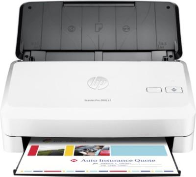HP Scanjet 2000s1 Scanner(White)