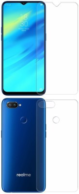 Discoverz Front and Back Screen Guard for Oppo F9, OPPO F9 Pro, Realme 2 Pro, Realme U1, Realme 3 Pro(Pack of 1)