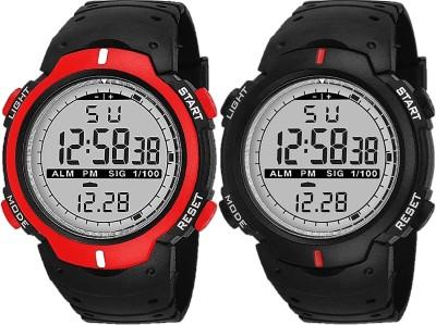 Watch fine best offer combo sale Digital Watch  - For Men