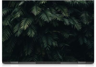 Ramiya  jungle leaves . vinyl Laptop Decal 15.6