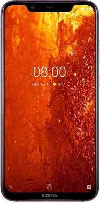 Nokia 8.1 is one of the best phones under 35000