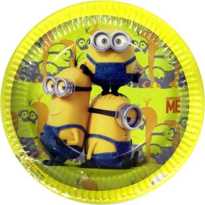 Funcart Minions1_Theme Plate 10 Units