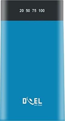 Doel 15000 Power Bank (50 Blue, e power bank)(Blue, Lithium Polymer)