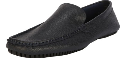 People People Navy Loafers Loafers For Men(Navy)