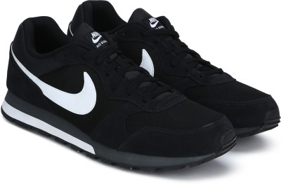 Nike MD RUNNER 2 Running Shoes For Men(Black) 1