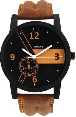 LORENZ MK 101A ST Analog Watch   For Men LORENZ Wrist Watches