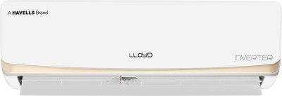 View Lloyd 1.5 Ton 3 Star BEE Rating 2017 Inverter AC  - White(LS18I36FI, Copper Condenser)  Price Online