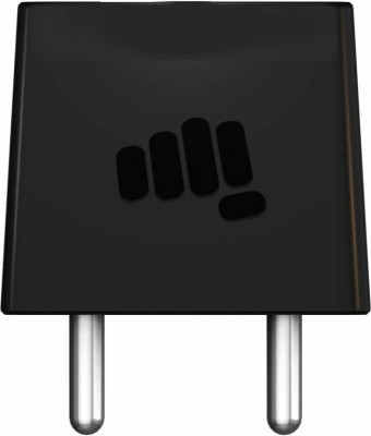 Micromax 1.5 A Adapter Mobile Charger Black