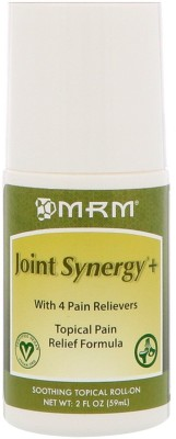 MRM Joint Synergy+ Soothing Topical Roll-On 2 oz (59 ml) Balm(59 ml)