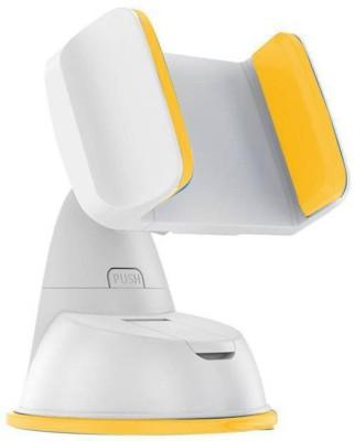 NEWGTBE Car Mobile Holder for Windshield, Dashboard White Yellow NEWGTBE Car Mobile Holders