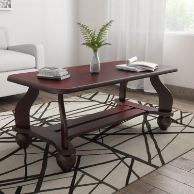 Delite Kom Honey Engineered Wood Coffee Table(Finish Color - Acicia Dark)