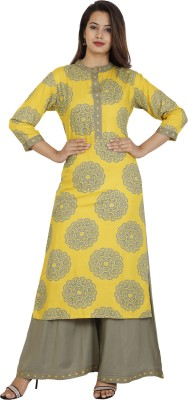 Myaza Women Kurta and Palazzo Set
