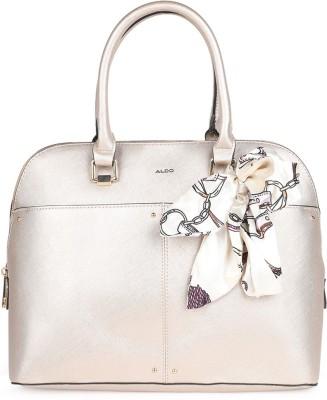 Aldo Women Silver Hand-held Bag