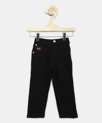 Gini & Jony Slim Baby Boys Black Jeans