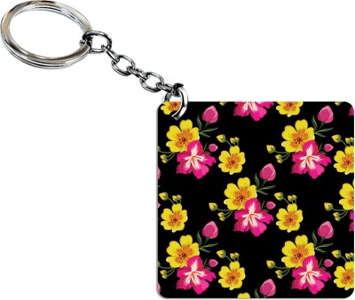 MGP Fashion KC-365-341-347-C Locking Key Chain(Multicolor)