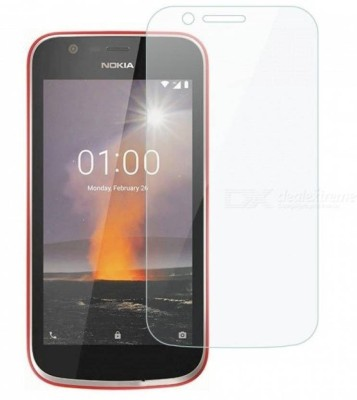 REZAWZ Tempered Glass Guard for Nokia 1(Pack of 1)