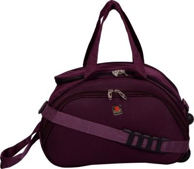 Trekker spacious Small Travel Bag   Large Purple