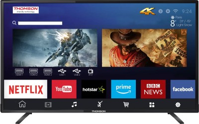 Thomson 43 inch Ultra HD 4K LED Smart TV is a best LED TV under 50000