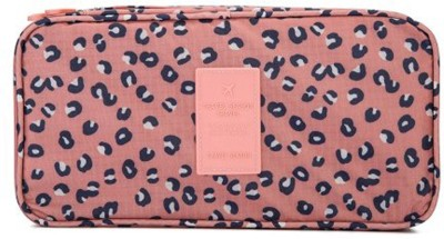 ShivExim Cosmetic Pouch Beige