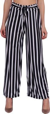KD FASHION Flared Women Multicolor Trousers