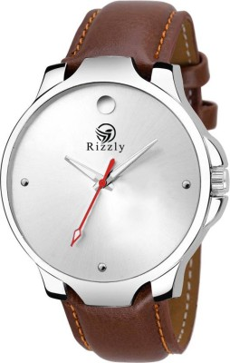 Embassy Silver Dial Shine Analog Watch  - For Men