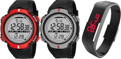 Watch fine best offer combo watch sale Digital Watch  - For Men