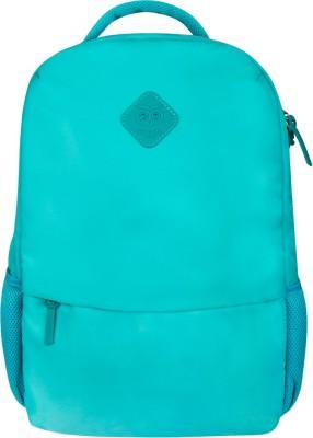 Chumbak Colour Me Happy T01 7 L Laptop Backpack(Blue)