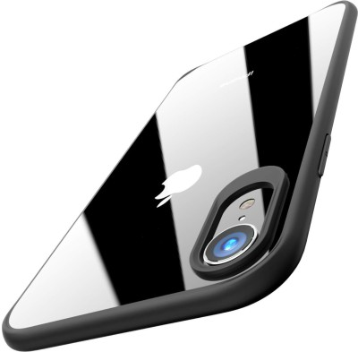 Kapa Back Cover for Apple iPhone XR(Black)