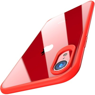 Kapa Back Cover for Apple iPhone XR(Red)