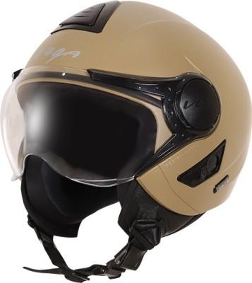 VEGA Verve Motorbike Helmet(Dull Desert Storm)