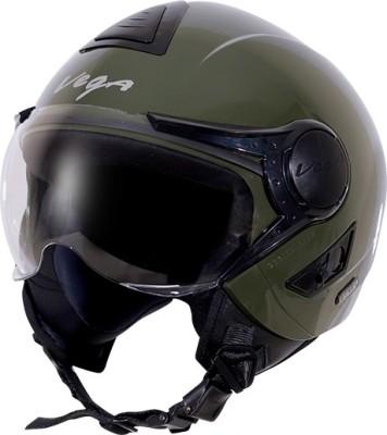 VEGA Verve Motorbike Helmet(Army Green)