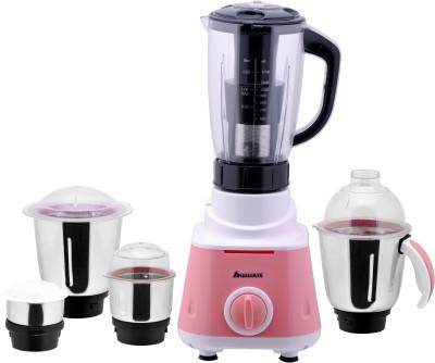 ANJALIMIX 5jarpink600 600 Mixer Grinder(Pink, 5 Jars)