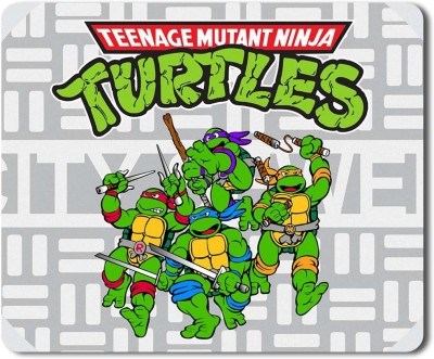 Eagletail India Teenage Mutant Ninja Turtles Mousepad(Multicolor)