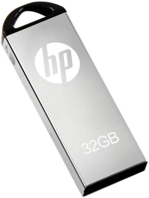 HP 2w 32 GB Pen Drive(Grey) at flipkart