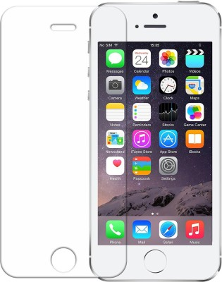 Buynow Tempered Glass Guard for Apple iPhone SE, Apple iPhone 5, Apple iPhone 5s(Pack of 1)