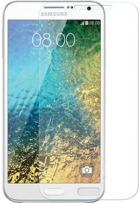 Icod9 Tempered Glass Guard for Samsung Galaxy E7(Pack of 1)